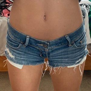 Gills Hicks Short Jean Shorts